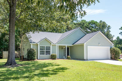 Mount Pleasant SC Single Family Home For Sale: $347,850
