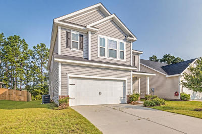 Summerville Single Family Home For Sale: 1612 Eider Down Drive