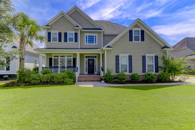 Legend Oaks Plantation Single Family Home Contingent: 1011 Legacy Lane