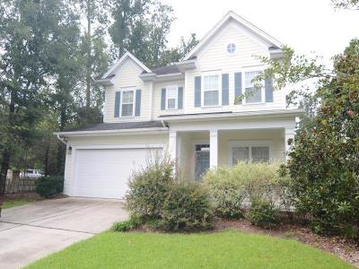 Summerville Single Family Home For Sale: 271 Carolinian Drive