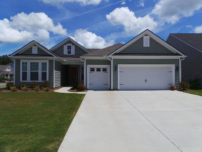 Summerville Single Family Home For Sale: 514 Tidewater Chase Lane