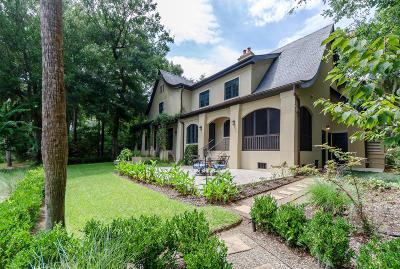Kiawah Island Single Family Home For Sale: 101 Raynor Lane
