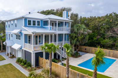 Isle Of Palms Single Family Home For Sale: 7 36th Avenue