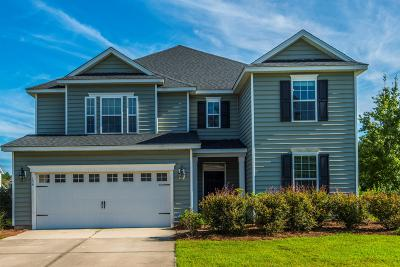 Moncks Corner Single Family Home For Sale: 154 Red Leaf Boulevard