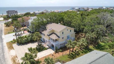 Edisto Beach Single Family Home Contingent: 1908 Mitchell