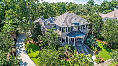 Charleston Single Family Home For Sale: 3 Watroo Point