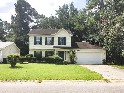 Summerville Single Family Home For Sale: 315 Damascus Drive