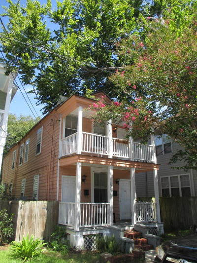 Multi Family Home Contingent: 122 Congress Street #A&B