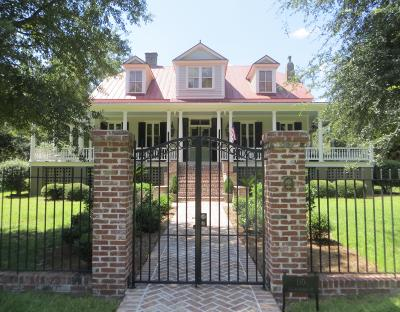 Summerville Single Family Home Contingent: 110 S Hickory Street