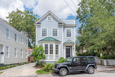 Single Family Home Contingent: 16 Jasper Street #A