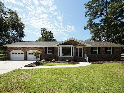 Goose Creek Single Family Home Contingent: 113 Marion Avenue