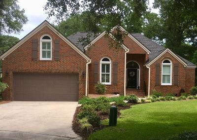 Single Family Home Contingent: 1282 Deep Water Drive