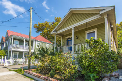 Charleston Single Family Home For Sale: 177 Fishburne Street