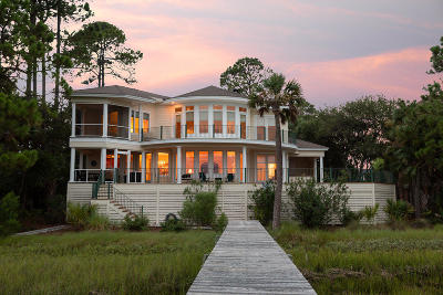 Seabrook Island Single Family Home For Sale: 3071 Marshgate Drive