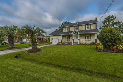 Charleston Single Family Home For Sale: 841 Longbranch Drive
