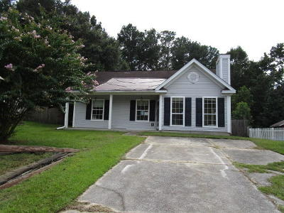 Summerville Single Family Home Contingent: 405 Haverstraw Court