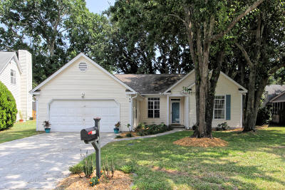 Mount Pleasant Single Family Home For Sale: 1316 Old Mill Lane