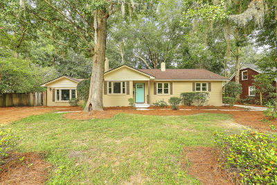 North Charleston Single Family Home Contingent: 5023 N Rhett Avenue