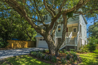 Single Family Home Contingent: 804 Palm Boulevard