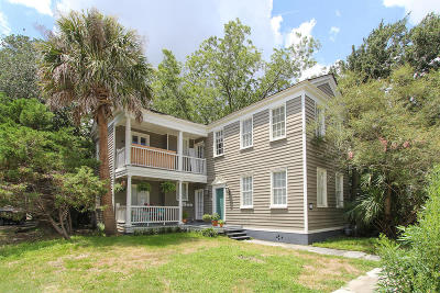 Charleston SC Multi Family Home For Sale: $699,000