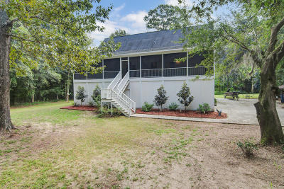 Johns Island Single Family Home For Sale: 1309 Dogpatch Lane