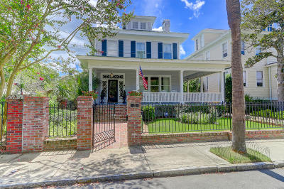 Single Family Home For Sale: 77 Gibbes Street