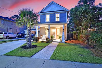 Single Family Home For Sale: 50 Sans Souci Street