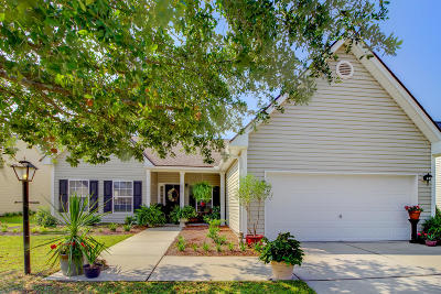 Johns Island Single Family Home For Sale: 2819 Summertrees Boulevard