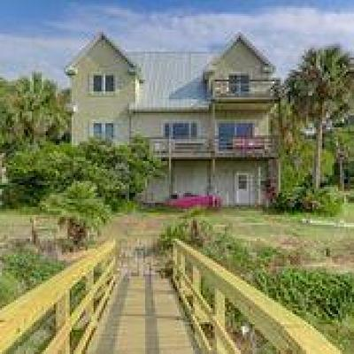 Isle Of Palms Single Family Home Contingent: 39 21st Avenue