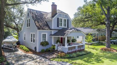 Charleston Single Family Home Contingent: 306 Hickory Street