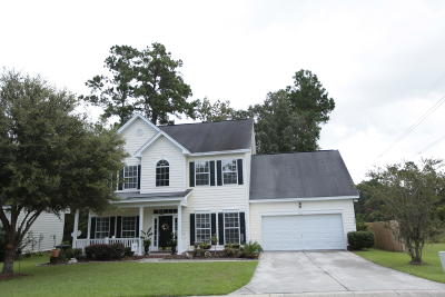 Wescott Plantation Single Family Home For Sale: 9488 Ayscough Road