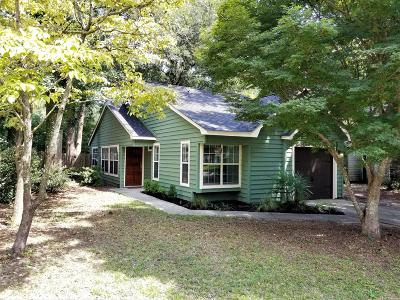 Single Family Home For Sale: 1050 Secessionville Road