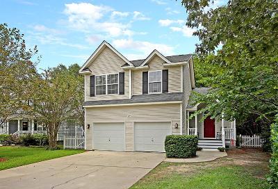 Johns Island Single Family Home For Sale: 3090 Penny Lane
