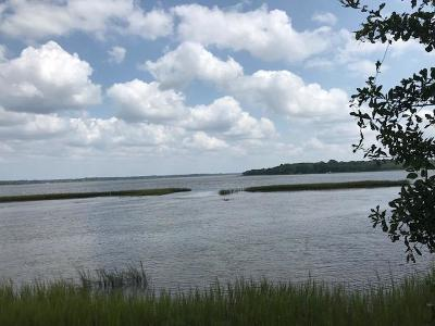Wadmalaw Island Residential Lots & Land Contingent: 1124 Fairview Plantation Road