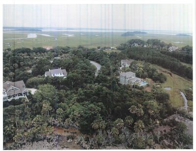 Seabrook Island Residential Lots & Land For Sale: Lot 28 N Jenkins Lagoon Drive