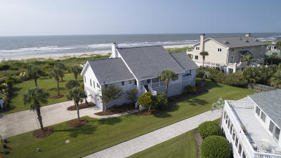 Isle Of Palms Single Family Home For Sale: 1 51st Avenue