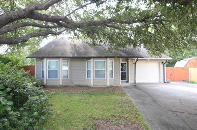Charleston Single Family Home Contingent: 8333 Weyhill Court