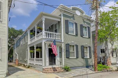 Charleston Single Family Home For Sale: 13 Savage Street