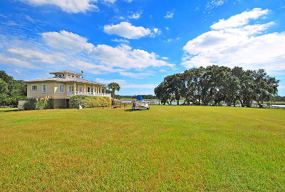 Wadmalaw Island Single Family Home For Sale: 5993 Selkirk Plantation Road