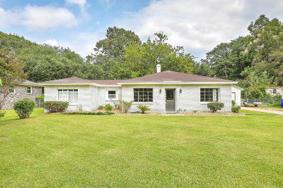 Charleston Single Family Home For Sale: 422 Geddes Avenue