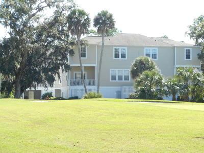 Edisto Beach SC Attached For Sale: $438,000