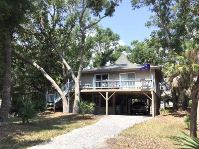 Edisto Beach SC Single Family Home For Sale: $339,000