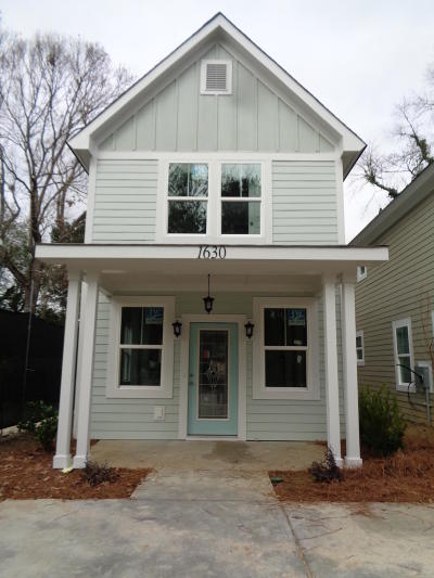 Charleston County Single Family Home For Sale: 1630 Wappoo Drive