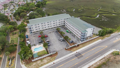 Folly Beach Attached For Sale: 2393 Folly Road #2k