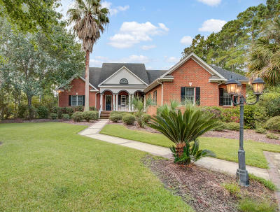 Single Family Home For Sale: 3136 Pignatelli Crescent Crescent