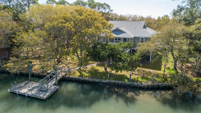 Edisto Island Single Family Home For Sale: 7670 Legare Road