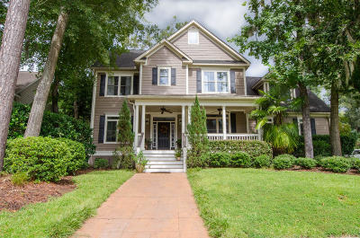 North Charleston Single Family Home For Sale: 8529 Refuge Point Circle