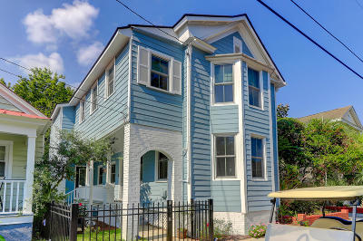Single Family Home For Sale: 378 Race Street