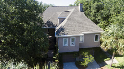 Isle Of Palms Single Family Home Contingent: 42 Fairway Oaks Lane