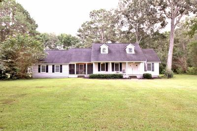 Single Family Home For Sale: 3015 Savannah Highway